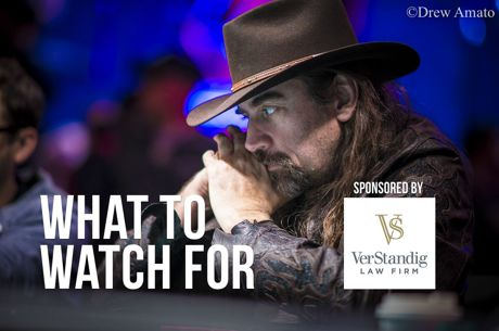 WSOP Day 40: Chris Ferguson Nears Sixth Bracelet in Stud Championship