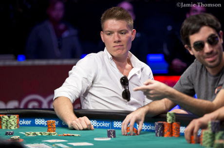 Morten Mortensen Lidera Primeiro dia do Main Event das WSOP
