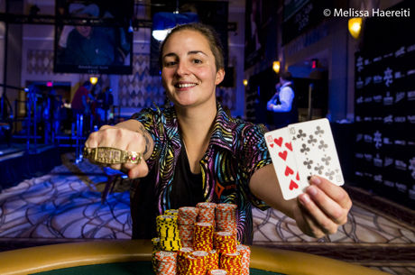 Heidi May Wins 2017 World Series of Poker Ladies Championship