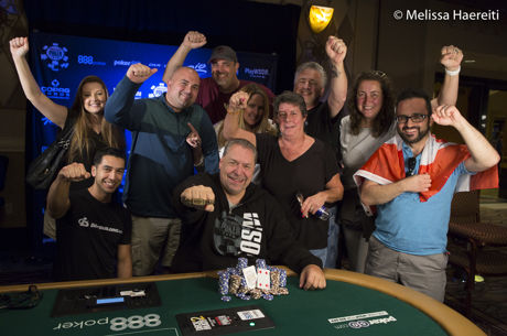 Dieter Dechant Conquistou Evento 19: THE GIANT - $365 No-Limit Hold'em