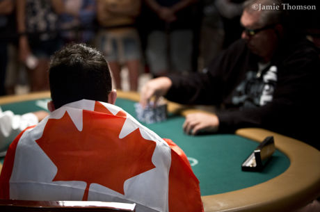 WSOP Day 40: Canadian Hrair Yapoudjian Finishes Runner-Up in The Giant