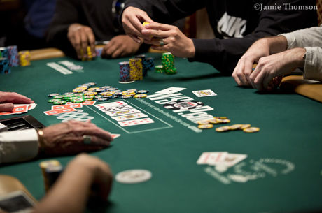 Five of the Craziest Hands from Day 1 of the 2017 WSOP Main Event
