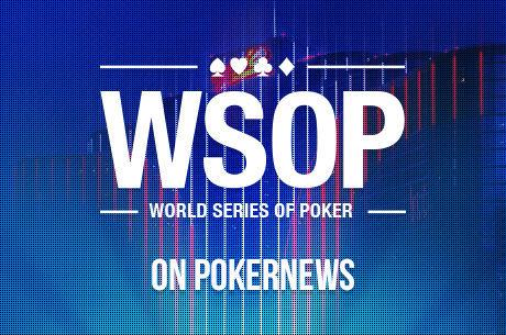 WSOP pagrindinis turnyras - didžiausias nuo 2010 metų