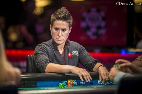 A Mão das WSOP elimina Vanessa Selbst