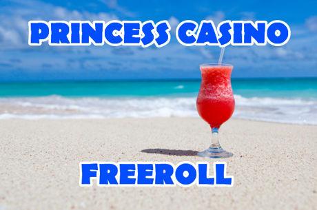 Freeroll τουρνουά σήμερα στις 19:30 στο Princess Casino