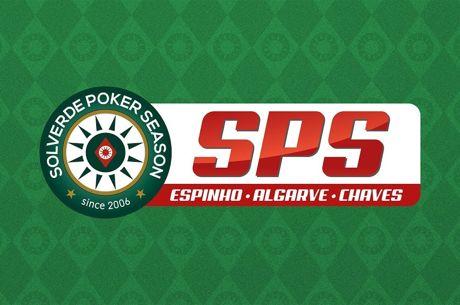€50,000 Garantidos na Etapa #6 do Solverde Poker Season em Espinho