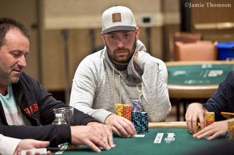 WSOP Day 42: Kyle Hartree Leads Canadians in Main Event