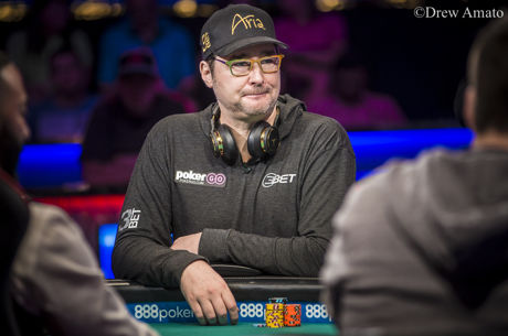 2017 World Series of Poker Main Event: Aus für Hellmuth und Negreanu