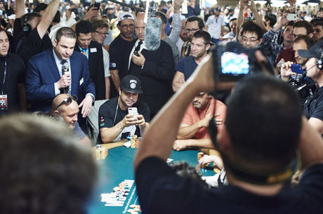 Money Bubble Bursts as 1,084 Advance to Day 4 in WSOP Main Event