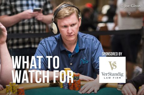 WSOP Day 45: November Niners Lamb, Saout, Hallaert Go Strong into Day 4