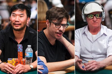 WSOP Strategy: At Table 147 With Henry Tran, Mustapha Kanit and Steve Bierman