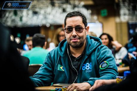 João Sousa Monteiro Vence Competição do 8-Team no Main Event do WSOP