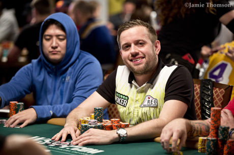 Kenny Hallaert Closing in on Another WSOP Main Event Final Table After Day 4