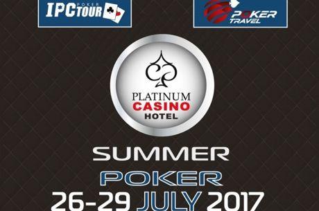 Летен покер фестивал от 26 до 29 юли в Платинум казино...