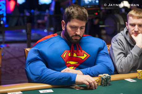 The Muck Exclusive: Superman Speaks About Making WSOP Main Event Day 5