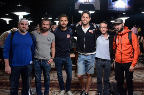 WSOP Main Event : Saout, Messina, Pollak, Reard, Cardyn & Comel... Six Français au Jour 6
