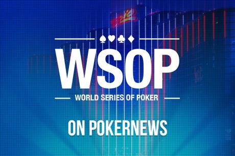 WSOP pagrindinis turnyras: Justas Vaičiulionis pasiekė 6-ąją turnyro dieną!