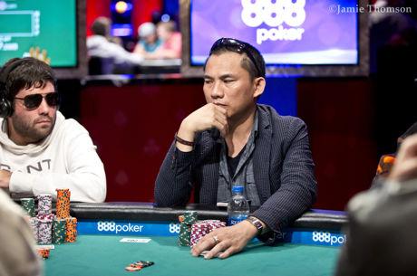Ο Christian Pham οδηγεί τους 27 φιναλίστ του World Series of Poker Main...
