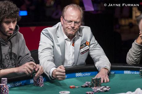 2017 WSOP Main Event - Marcel Luske eindigt op de 23e plaats ($263.532)
