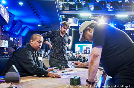 PokerStars Super Deep Lille : Un Bouquet pour Rui Jorge, Michel Leibgorin runner-up