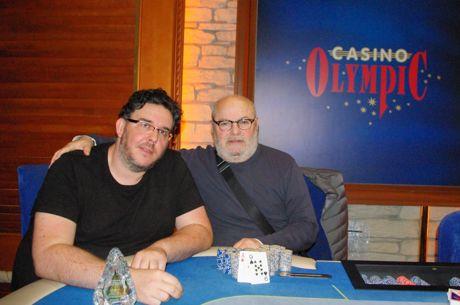 """KnockOut"" pokerio festivalis Vilniuje: aiškūs pirmieji du čempionai"