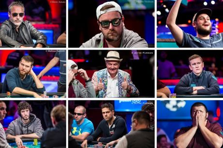Conhece os Jogadores da Mesa Final do Main Event das WSOP 2017 (Vídeo)