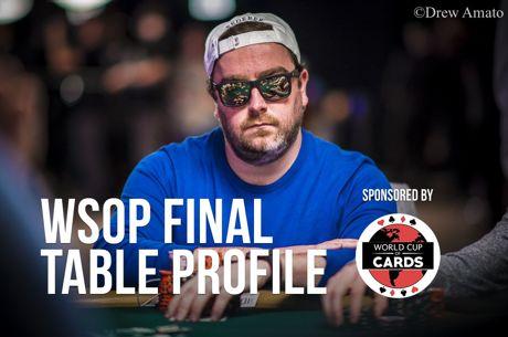 WSOP Final Table Profile: Antoine Saout