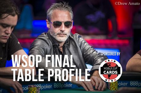WSOP Final Table Profile: Damian Salas