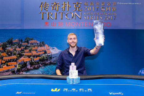 Manig Loeser Triumphs at Triton Super High Roller Series Montenegro