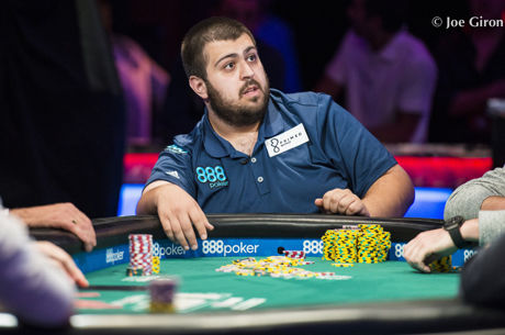 2017 World Series of Poker Main Event: Blumstein führt, Lamb ausgeschieden
