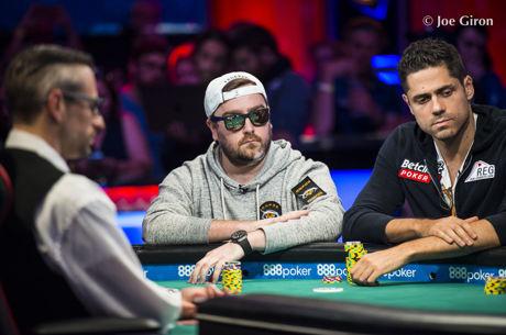 WSOP Main Event : Ben Pollak et Antoine Saout au Jour 9, Scott Blumstein avec 47% des jetons à...
