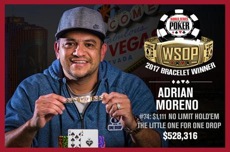 WSOP 2017: Risultati, Braccialetti e Payout
