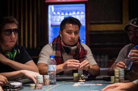 Rafael Ugarte Lidera Dia 1 da Etapa #6 da Solver Poker Season