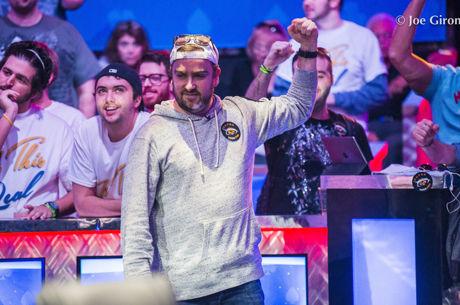 WSOP Main Event 2017 : Antoine Saout encaisse 2 millions (5e)