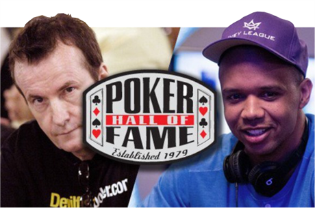 "Phil Ivey si David ""Devilfish"" Ulliott sunt admisi in Poker Hall of Fame"