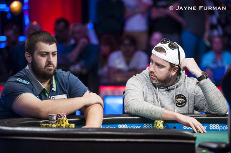 Call or Fold These 2017 WSOP Main Event Final Table Hands?