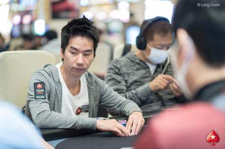 Celina Lin and Randy Lew Advance on Day 1c/d in Korea
