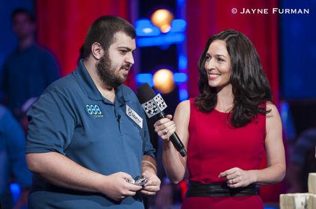 As Reacções de Scott Blumstein Após a Vitória no Main Event das WSOP 2017