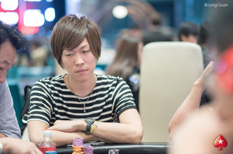 Yuki Ko Takes Massive Lead into PokerStars Festival Korea Final Table