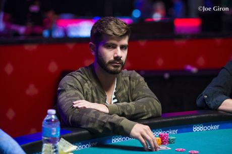 Javier Gómez triunfa en el Venetian y consigue un premio de 561.34$
