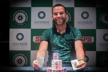 Ricardo Dias Vence Etapa #6 da Solverde Poker Season