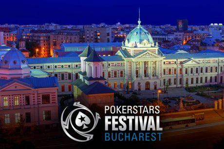 PokerStars Festival Букурещ програма и възможности за онлайн...