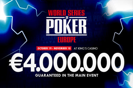 888poker Announced as Main Sponsor of the 2017 WSOPE