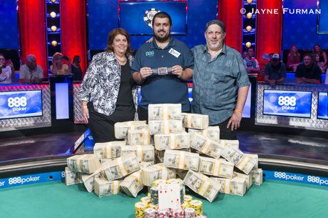 Pasaulio Pokerio čempionu tapęs Scottas Blumsteinas susižėrė virš 8 milijonų dolerių