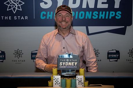 The Star Sydney Championships: Aussie Hall of Famer Jason Gray Wins the $5k Challenge