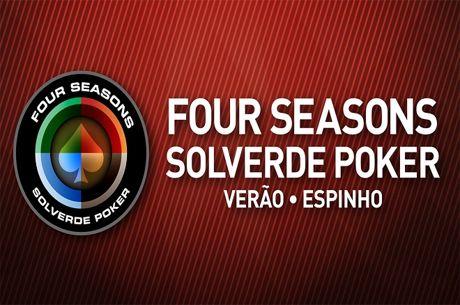 50/50 Poker Week de 31 de Julho a 6 de Agosto no Casino de Espinho