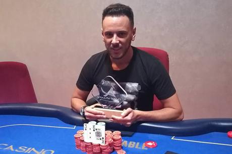 Cláudio Coelho foi o Campeão do Main Event do Agadir Poker Festival (€22K)