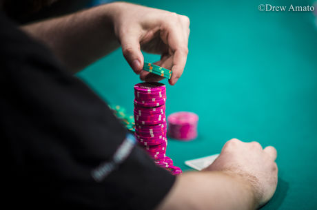 Donk Betting in Small-Stakes Live No-Limit Hold'em