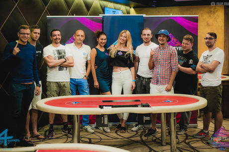 5 Polaków na stole finałowym PokerFever! Jakub Chłudziński liderem