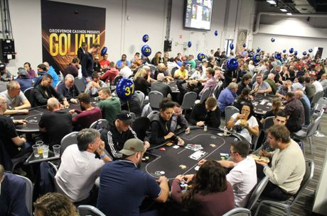 2017 Goliath On Course to Smash Records; Kassouf Signs as a Pro